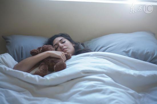 睡前做这些事堪比慢性自杀