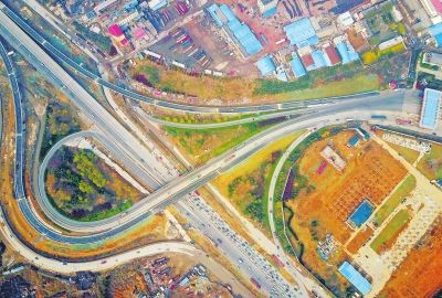 好消息!今后从郑州京广快速路可直接上下绕城
