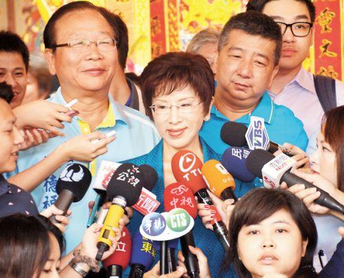 """国民党决战""""六都""""战略:守新北 收台北 战台中"""