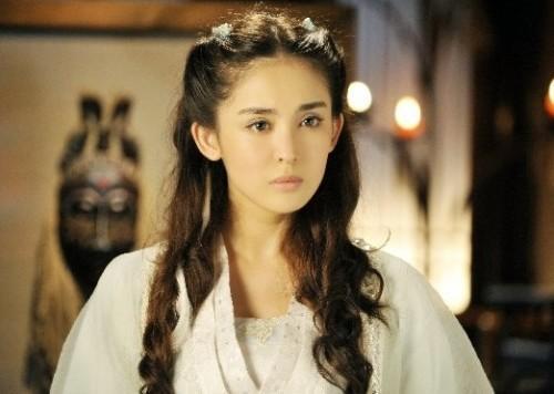 古装剧长卷发女星 刘诗诗古力娜扎谁最美?