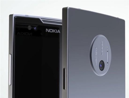 诺基亚8曝光 率先搭载自家OZO音频技术