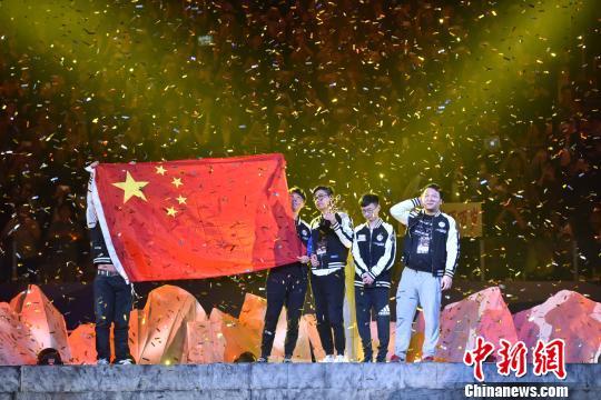IG战队夺得第二届DOTA2亚洲邀请赛冠军