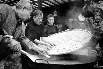 一个小镇如北京石景山地震何成为现代版桃花源