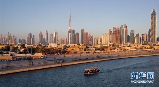 迪拜城市掠影