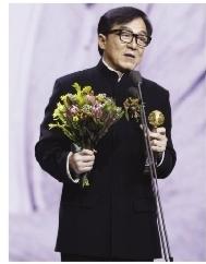 成龙谈退休:电影要拍到70岁