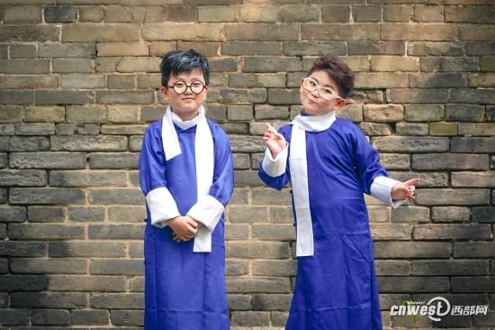 西安萌娃登《a表情中国人》从表情到表情的热舞演员包张学友图片