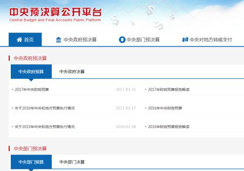 """中央部门集中晒账本:""""三公""""经费将怎么花?"""