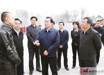 周铁根:把景区打造成为徐州人的身心家园