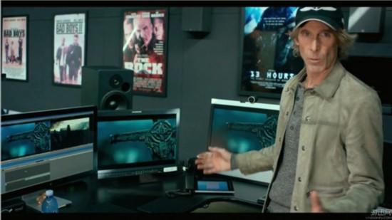 《变形金刚5》幕后拍摄花絮 中世纪战场画面惨烈!
