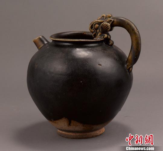 89件唐代文物珍品重现古代中外交流史