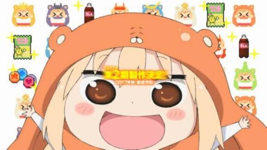 《干物妹!小埋》第2季动画将于今秋开播 主要制作阵容不变