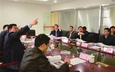 南通海门时尚家纺特色小镇接受省专家指导