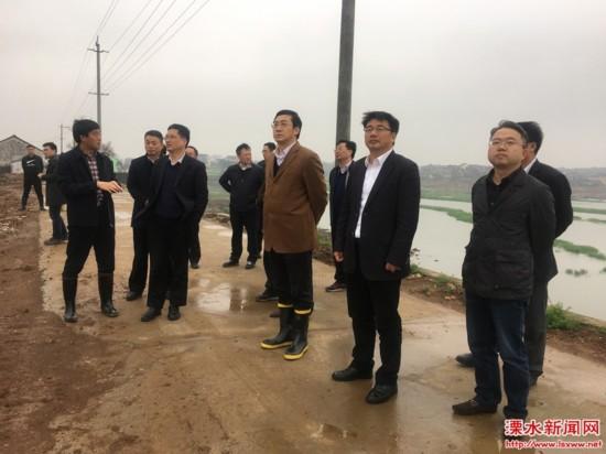 南京溧水要求以防大汛为目标落实好责任