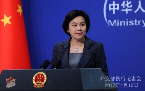外交部:中方强烈谴责埃及恐怖爆炸袭击事件