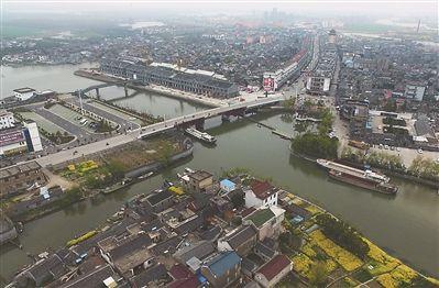 泰州疏浚整治76条农村河道 改善水环境质量