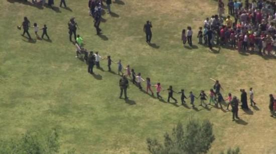 美国小学发生枪击 死亡人数升至3人包括一名8岁小学生