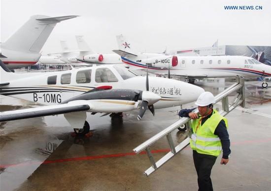 CHINA-SHANGHAI-ABACE 2017-PREPARATION (CN)