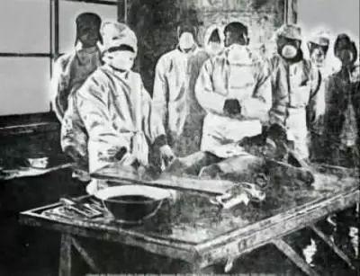 侵华日军人体实验_侵华日军731部队在女性身上进行残忍实验 来源: 黑龙江日报