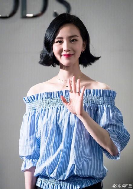 刘诗诗的短发太美了?她可是用了一年时间才琢磨出来的!