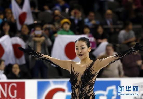 [4](外代二线)日本花样滑冰运动员浅田真央宣布退役
