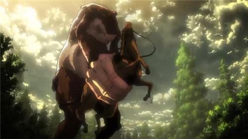 进击的巨人第二季02集莎夏简直燃炸 祭司要保