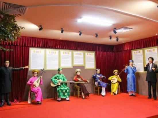 辣眼还是亮眼 首个越南名人蜡像馆开放
