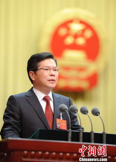 徐立毅当选浙江省杭州市市长
