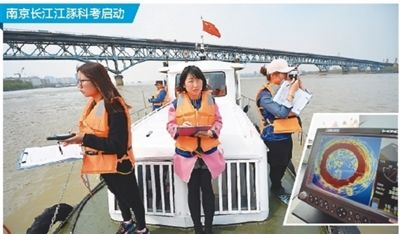 南京长江江豚科考启动 将实施针对性管理措施