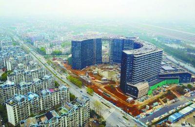 南京南部新城医疗中心将完工 引入医疗街设计