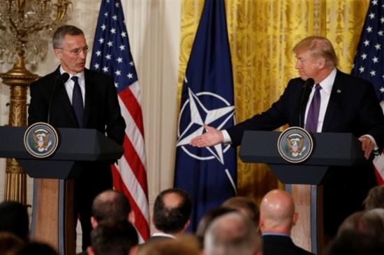 特朗普认定美俄关系触底 宣称美国非常强大