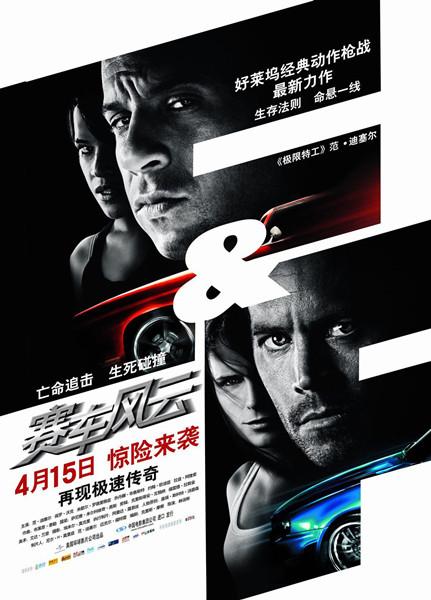 04 《速度与激情》系列