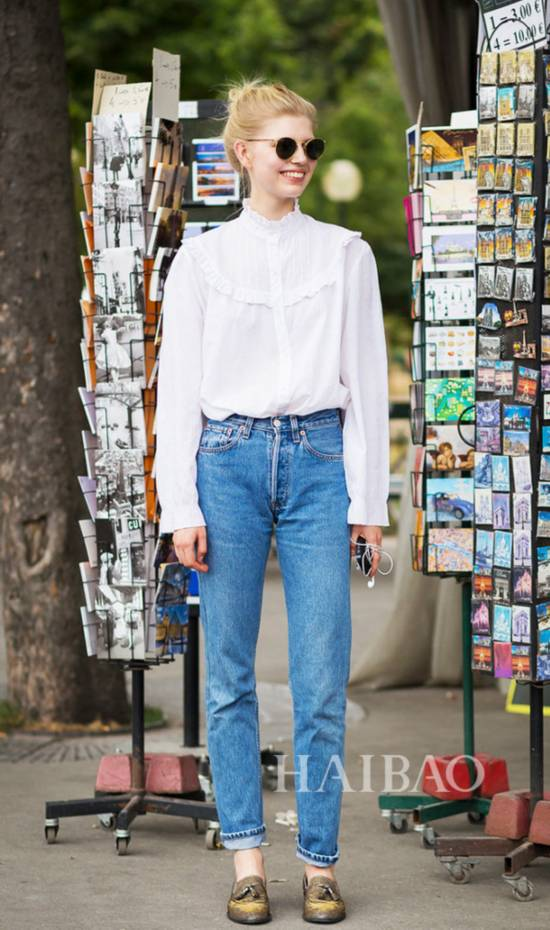 今年春夏流行这9款衬衫,时髦百搭就这么穿!
