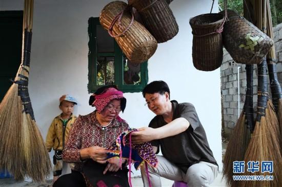 (走基层 听民声)(1)精准扶贫让五指山苗寨从脱贫摘帽到美丽乡村