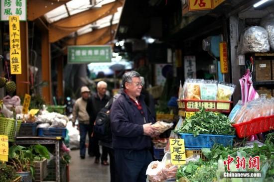 探访台北百年青草巷