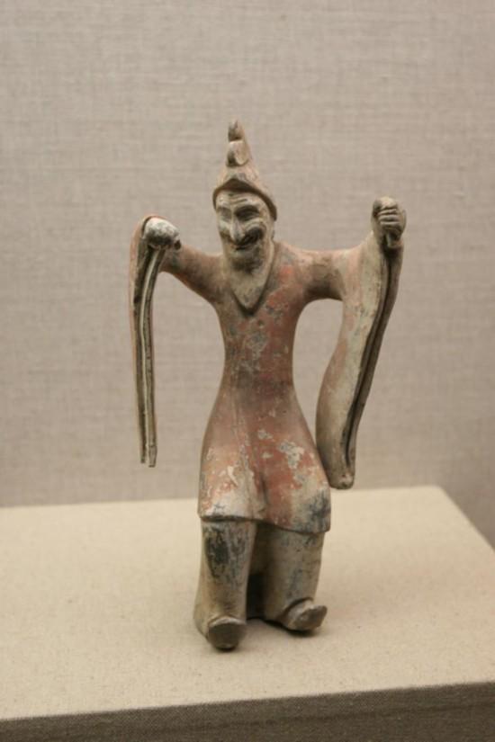山西省博物院之��民族熔�