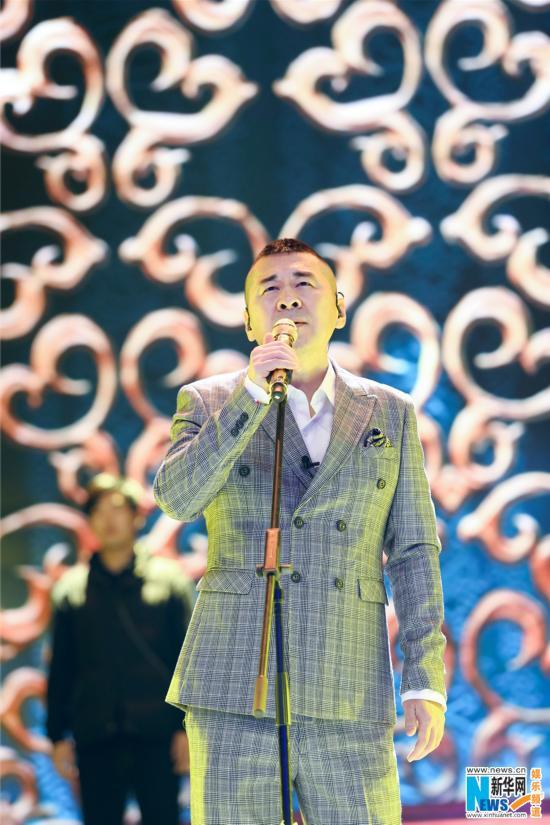 2017《跨界歌王》 陈建斌变段子手江珊带病出战