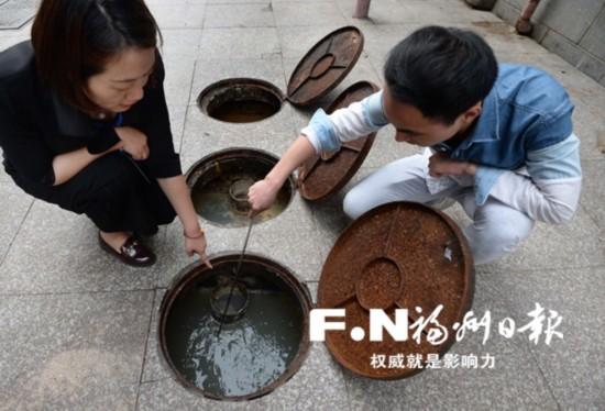 """首批""""紧贴""""内河的289家餐饮业隔油池完成整治"""