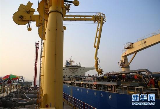 中缅原油管道工程正式投入运行 【3】