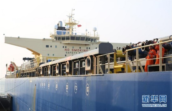 中缅原油管道工程正式投入运行 【2】