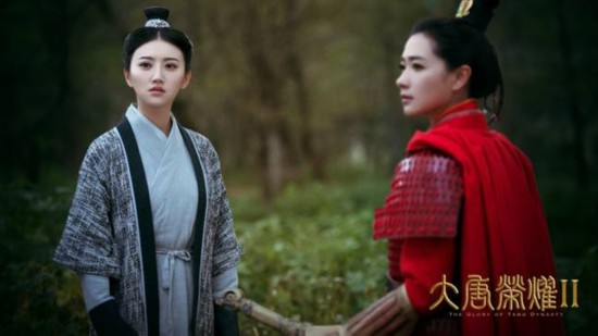 《大唐荣耀2》 景甜任嘉伦今晚和离 冬珠夫妇遇危机