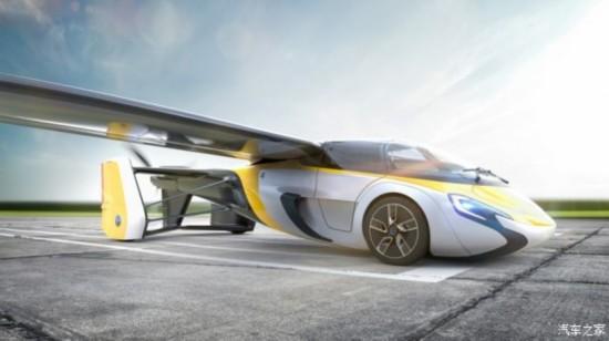 一言不合就起飞 首款飞行汽车将发布
