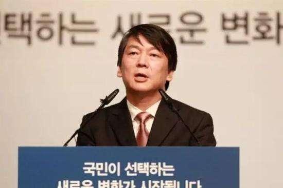 韩国总统选举正式开跑 文在寅、安哲秀支持率相差无几