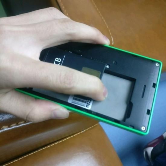 诺基亚 id326-3 工程原型机曝光