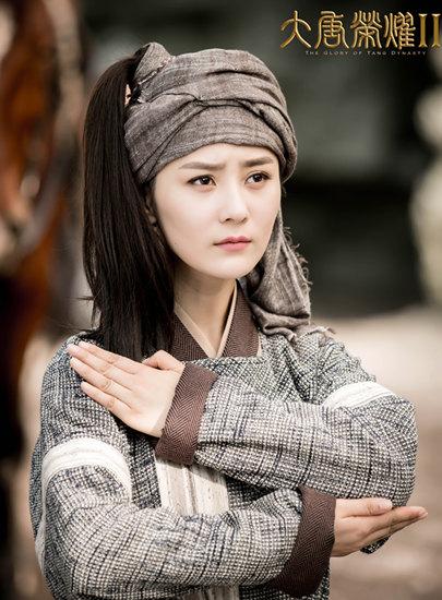 张维娜《大唐荣耀2》虐心演绎 化解景甜危机