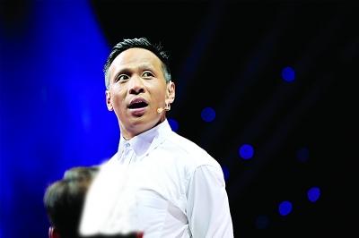 """""""喜剧天才""""宋小宝自称没自信 亮相《笑声传奇》支持新人"""