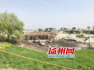 李典汛期受淹有望根治 扬州将新建23处排涝站