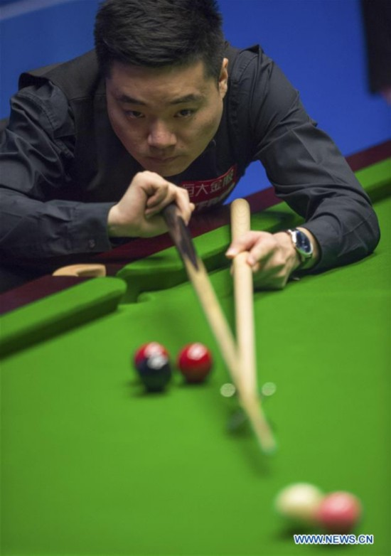 Highlights of World Snooker Championship 2017 first round match