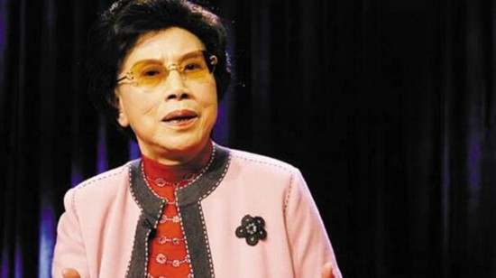 著名越剧表演艺术家徐玉兰去世享年96岁