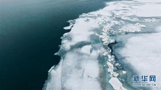 监测显示青海湖已完全解冻 开始解冻期较去年提前38天