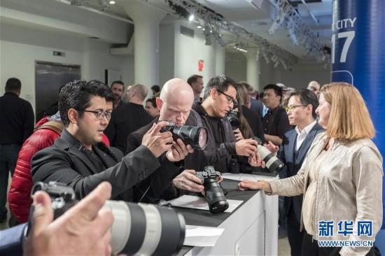 (国际)(1)索尼发布新款全画幅微单数码相机A9